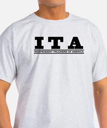 Independent Truckers W/ BACK T-Shirt