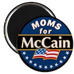 Moms for McCain Magnet