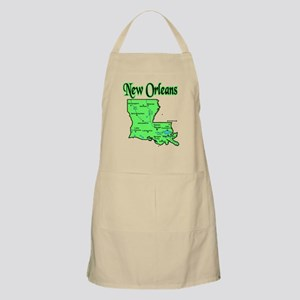 New Orleans State -- T-Shirts BBQ Apron
