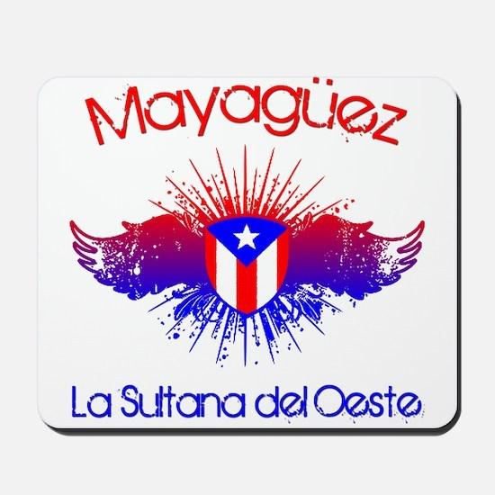 Mayagüez Mousepad
