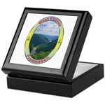 West Virginia Mason Keepsake Box
