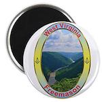 West Virginia Mason Magnet