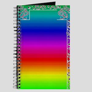 Rainbow Doodles 5 Journal