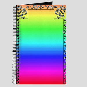 Rainbow Doodles 4 Journal