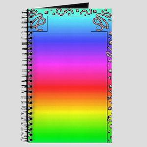 Rainbow Doodles 2 Journal