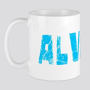 Alva Faded (Blue) Mug