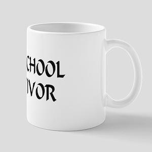 Law School Survivor Mug