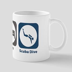 Eat Sleep Scuba Dive Mug