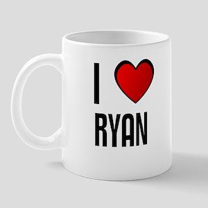 I LOVE RYAN Mug