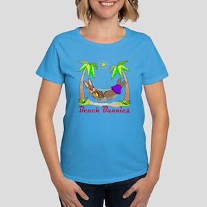 Beach Bunnies Women's Dark T-Shirt