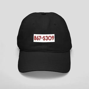 867-5309 Black Cap