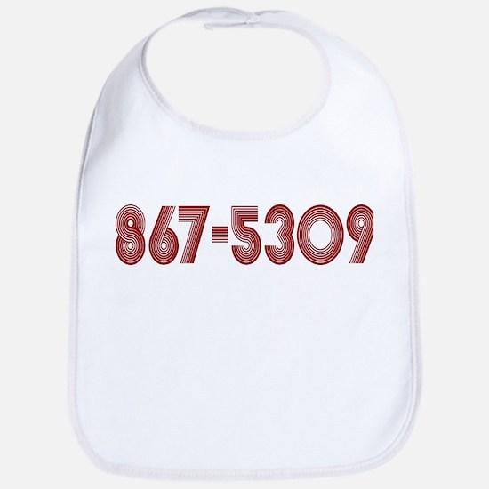 867-5309 Bib