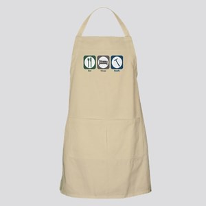 Eat Sleep Roofs BBQ Apron