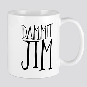 Dammit Jim Mugs