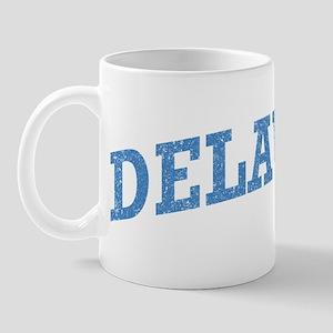 Vintage Delaware Mug