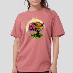 Watercolor Tree of Life T-Shirt