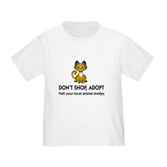 Don't Shop, Adopt T