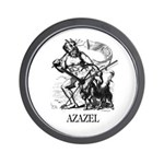 Azazel Wall Clock