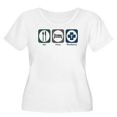 Eat Sleep Residency T-Shirt