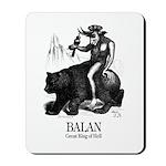 Balan Mousepad