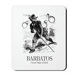 Barbatos Mousepad