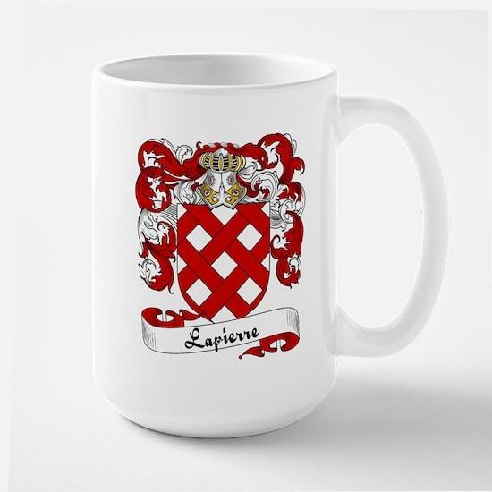 Lapierre Family Crest Mugs