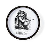 Behemoth Wall Clock