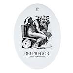 Belphegor Keepsake (Oval)