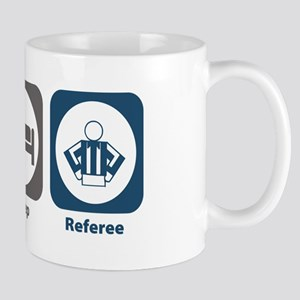 Eat Sleep Referee Mug