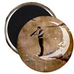 Psychic Wizardry, Man on the Moon Print Magnets