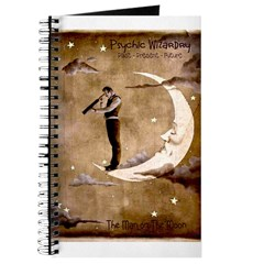 Psychic Wizardry, Man on the Moon Print Journal