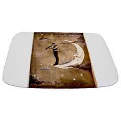 Psychic Wizardry, Man on the Moon Print Bathmat