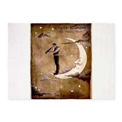 Psychic Wizardry, Man on the Moon Print 5'x7'Area