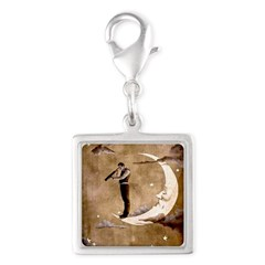 Psychic Wizardry, Man on the Moon Print Charms