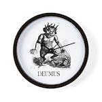 Deumus Wall Clock