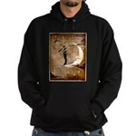 Psychic Wizardry, Man on the Moon Print Sweatshirt