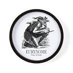 Eurynome Wall Clock
