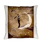 Psychic Wizardry, Man On The Moon Everyday Pillow