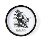 Flauros Wall Clock