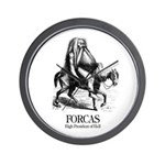 Forcas Wall Clock