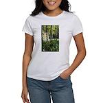 Eel River at Ravencliff Women's T-Shirt