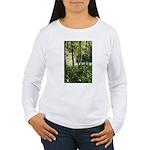 Eel River at Ravencliff Women's Long Sleeve T-Shir