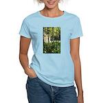 Eel River at Ravencliff Women's Light T-Shirt