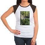 Eel River at Ravencliff Women's Cap Sleeve T-Shirt
