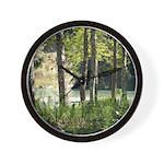 Eel River at Ravencliff Wall Clock