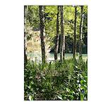 Eel River at Ravencliff Postcards (Package of 8)