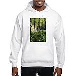 Eel River at Ravencliff Hooded Sweatshirt