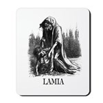 Lamia Mousepad