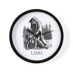Lamia Wall Clock