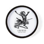 Orobas Wall Clock